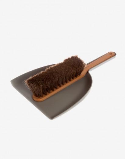 Small Dustpan & Brush Set